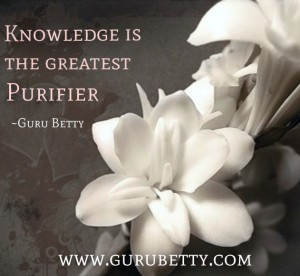 Knowledge Guru Betty